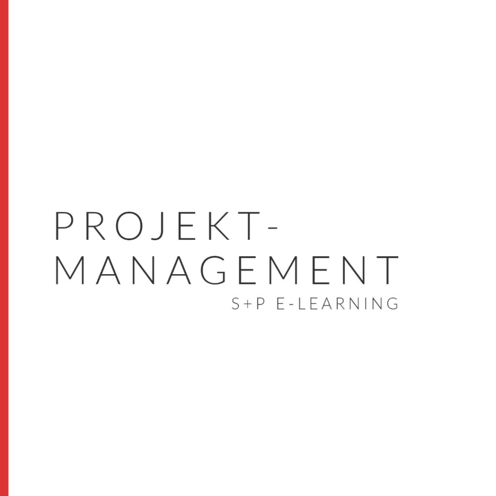 E-Learning Projektmanagement