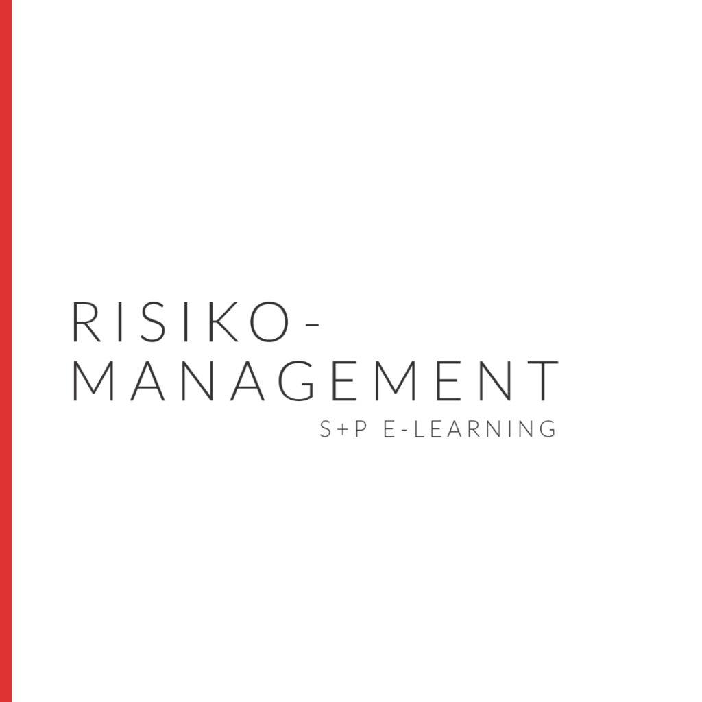 E-Learning Risikomanagement