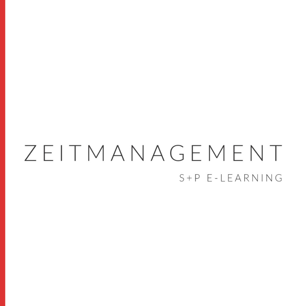 E-Learning Zeitmanagement